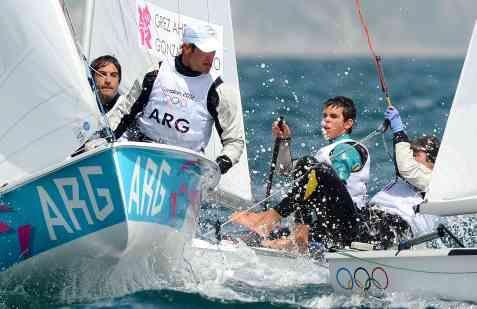 La dupla argentina terminó a solo 10 segundos de la pareja ganadora