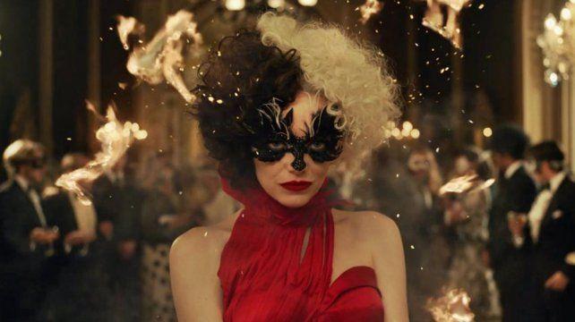 Emma Stone se pone en la piel de la psicótica Cruella de Vil para una nueva versión de