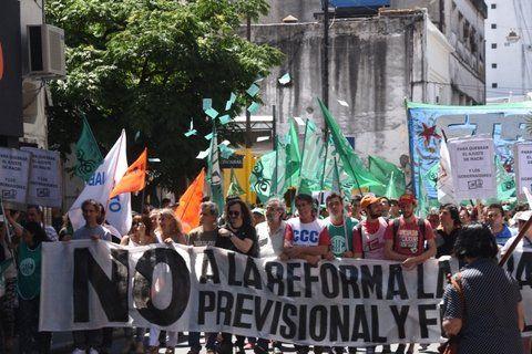 movilizados. Contra la reforma laboral