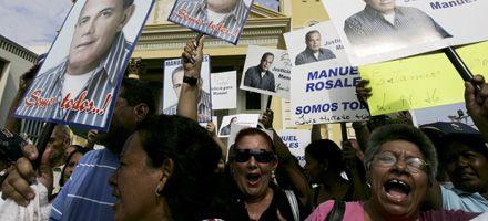 El principal opositor de Chávez pidió asilo como refugiado político en Perú