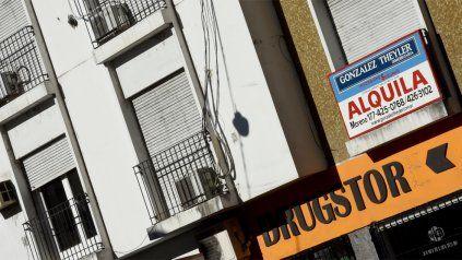 Los alquileres en Rosario se fueron por las nubes y complica la economía de los locatarios.
