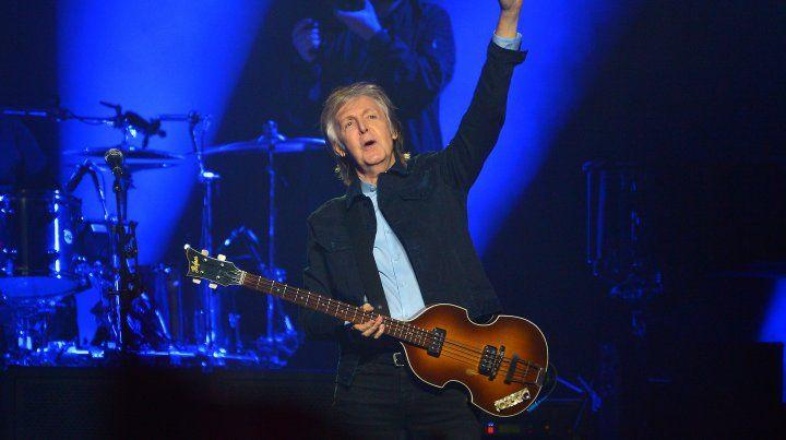 A los 78 años, McCartney decidió respasar su historia y su enorme obra.