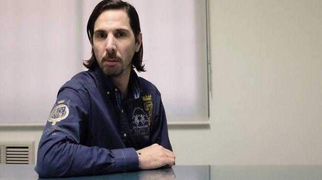 Bazterrica se presentaría hoy en los Tribunales de Rosario. Sería al mediodía.