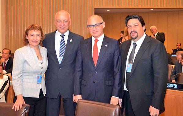 Argentinos en Nueva York. Fabiana Ríos