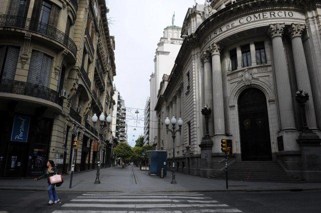 Rosario arranca con una mañana con anuncios de lloviznas