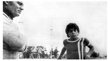 La casa de Maradona, en Villa Fiorito, fue declarada lugar histórico nacional