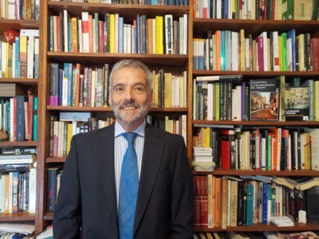 El vicepresidente segundo del Banco Central (BCRA)