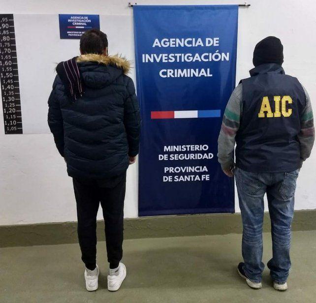El arresto por fue ordenado por la fiscal de la Unidad de Delitos contra la Integridad Sexual.
