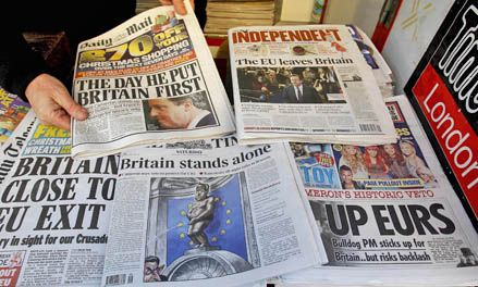 Europa reacciona con furia ante el rechazo británico al pacto fiscal