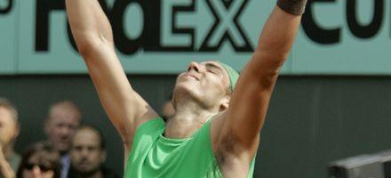Nadal no tuvo piedad con Federer y le dio una paliza en la final de Roland Garros
