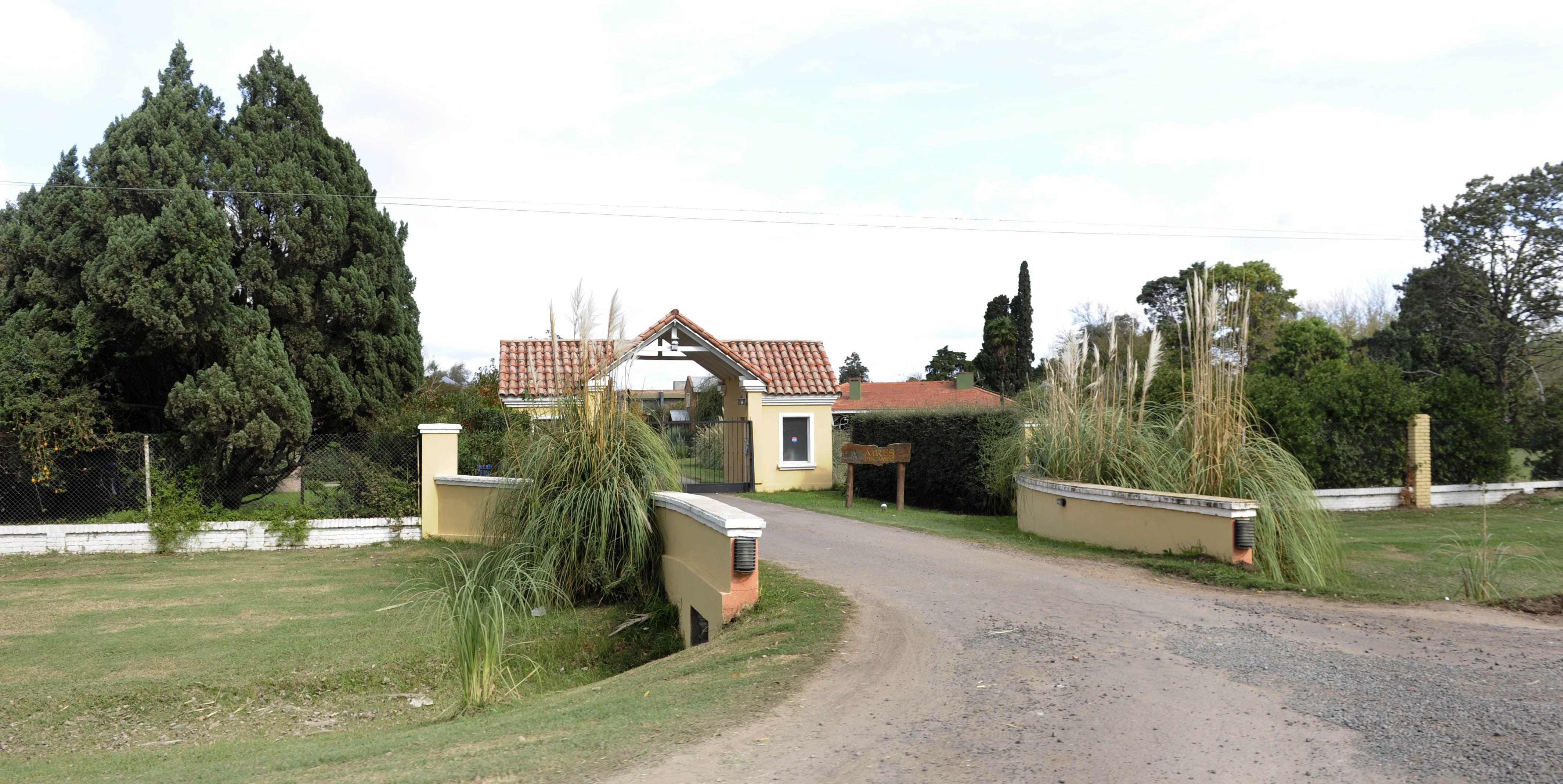 Tres casas particulares en el country Aires de Campo de Roldán fueron asaltadas el viernes a la noche. (Foto de archivo: S. Salinas)