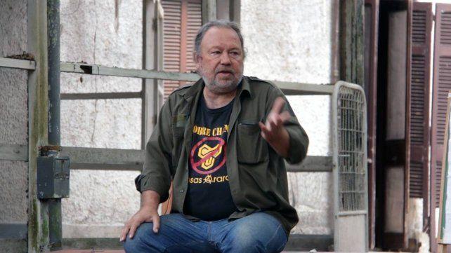 El agroecólogo rosarino Eduardo Spiaggi dio una charla a los integrantes del Proyecto Artigas