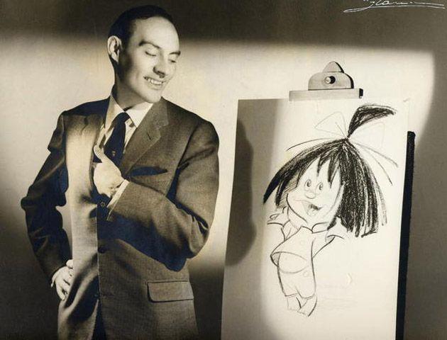José Luis Moro Escalona fue uno de los pioneros de la animación publicitaria.