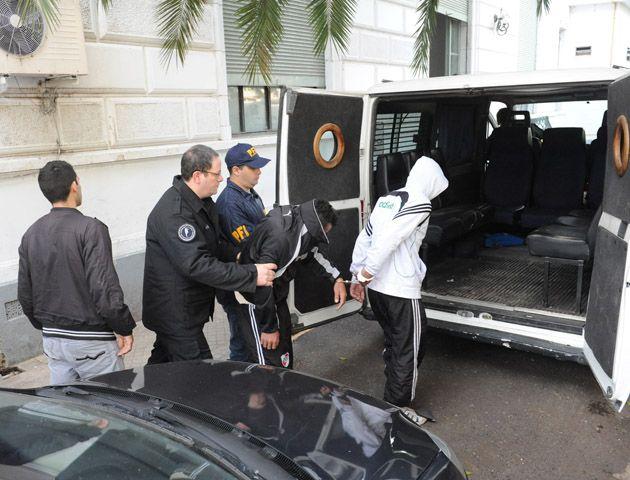 Los allanamientos se realizaron en cuatro localidades al norte de Rosario. (Foto: S. Meccia).