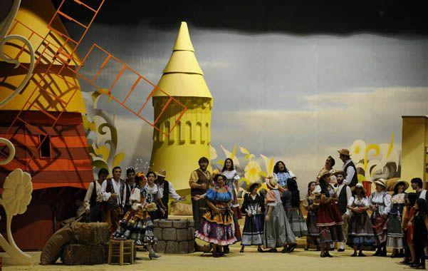 El elixir de amor se presenta hoy a las 19 y el próximo sábado a las 21 en el teatro El Círculo.
