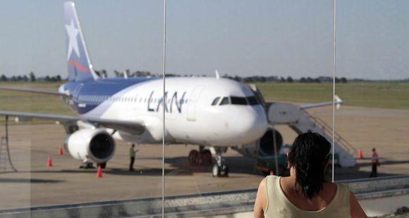 El gobierno ya definió que LAN no volará más desde Rosario