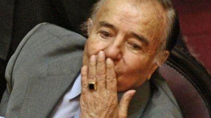 El anillo del expresidente Carlos Menem -quien falleció el 14 de febrero pasado a los 90 años- fue entregado a la Justicia.