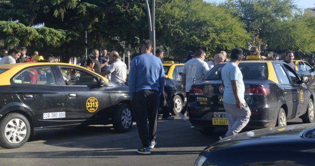 Audiencia imputativa por el crimen de un chofer de taxis