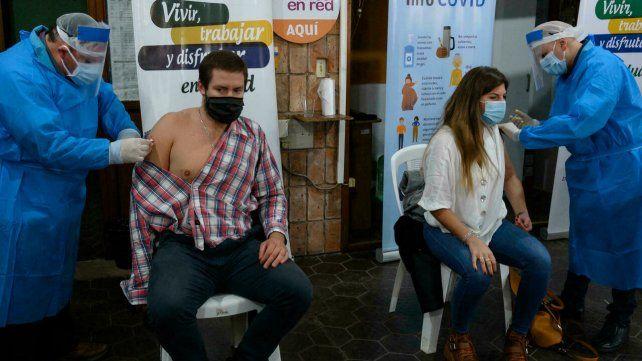 Uruguay abrió la inscripción para aplicar una tercera dosis de vacuna contra el coronavirus