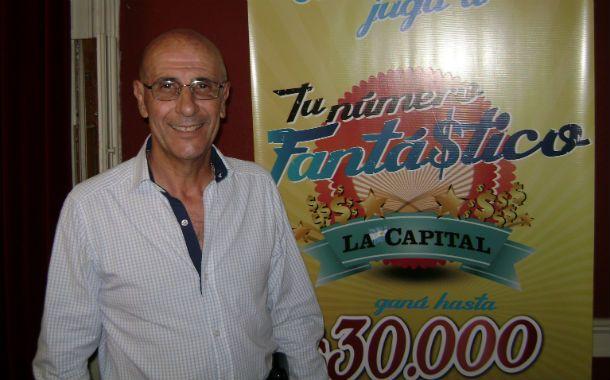 Guillermo Pérez. El triunfador dijo que le temblaron las piernas.