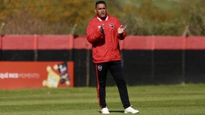 Arenga. Fernando Gamboa aspira a que su equipo reaccione en los resultados.