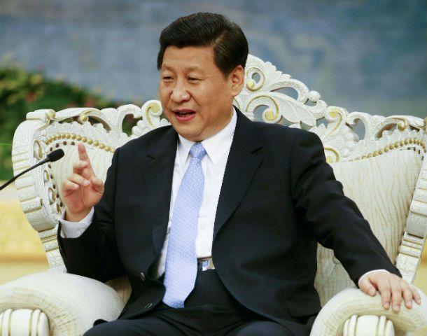 El presidente Xi Jinping mantiene una campaña anticorrupción.