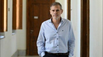 Esteban Borgonovo dijo que le era imposible seguir en el cargo sin un respaldo claro de Perotti.
