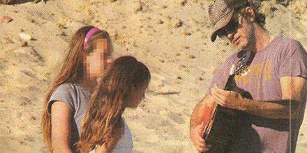 Si vas por la playa y estás con la viola, Cerati la afina y te toca un tema