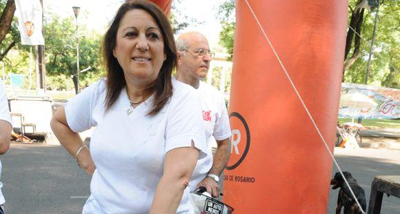 Mónica Fein pidió a la Nación que revele las decisiones sobre los subsidios al transporte