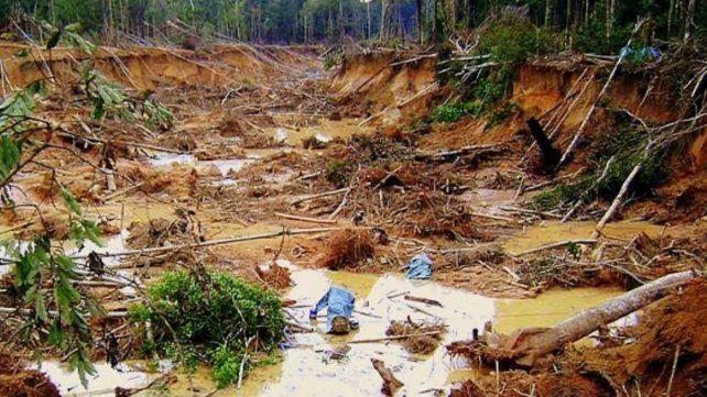 Brasil da marcha atrás y anulará un permiso a las mineras en el Amazonas