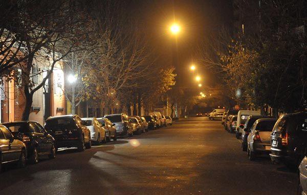 El doble estacionamiento funciona en Pichincha desde hace un año.