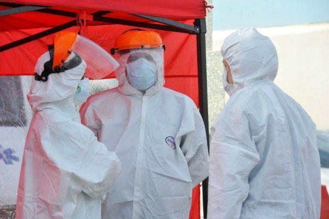 Rosario tuvo dos casos nuevos de coronavirus y en Santa Fe hubo 11 en total