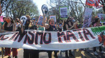 Ambientalistas se manifestaron en los alrededores del predio de la exRural.