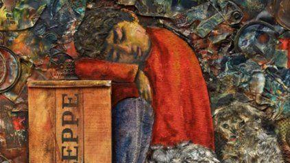 Juanito dormido, una de las espectaculares obras de Antonio Berni.