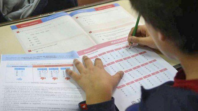 El Ministerio de Educación de Santa Fe pone objeciones al Operativo Aprender 2019