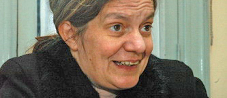 La ex secretaria de Salud.