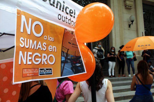 Profesionales de la salud de Santa Fe anunciaron un paro de 72 horas por reclamos salariales