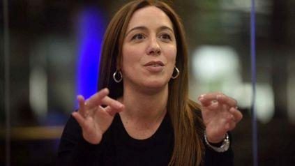 María Eugenia Vidal criticó a Cristina: Es  un engendro de vicepresidenta que es presidente