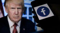 Trump seguirá vetado de Facebook e Instagram por alentar y legitimar la violencia