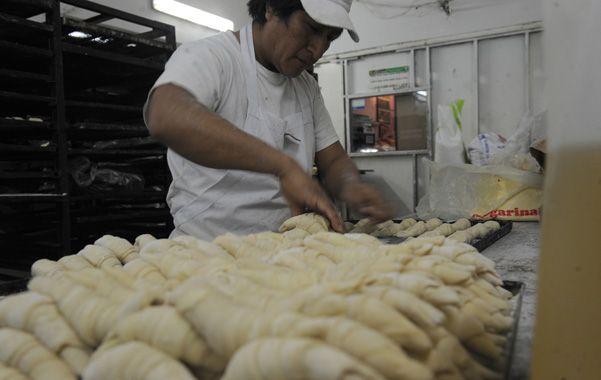En alerta. Los panaderos locales siguen con el boicot a la compra de harina.