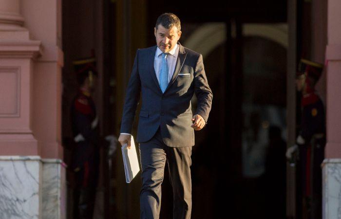 De salida. Miguel Galuccio deja la presidencia de YPF.
