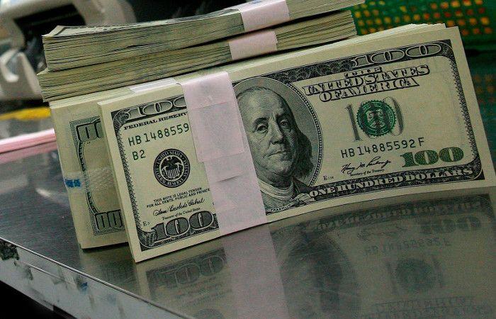 El dólar paralelo retrocedió hoy 70 centavos y se vende a 14.45 pesos