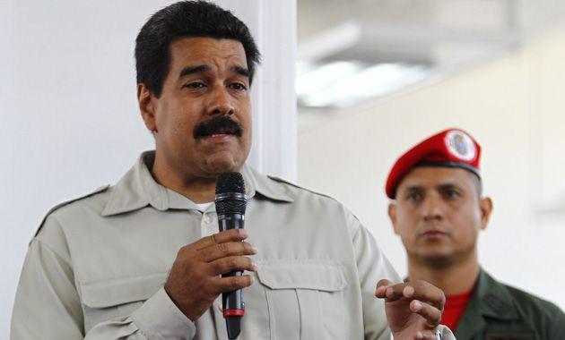 Maduro cometió un error en una palabra y la frase se convirtió en tendencia.