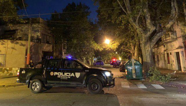 El escape de gas se produjo en Suipacha entre Riobamba y La Paz.