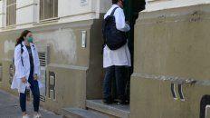 Algunos de los aspirantes al ingreso al Poli entrarán mañana por la misma puerta donde retomaron las clases días atrás los estudiantes de séptimo y quinto año.