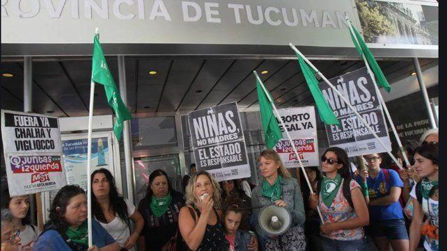 Sentencian a 18 años al abusador de Lucía, la nena de 11 que fue sometida a una cesárea