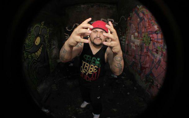 Hardcore rap. El chileno Séptimo Fragmento presenta en exclusiva su nuevo álbum