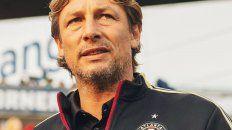 Sin trabajo: gabriel Heinze dejó de ser el entrenador de Atlanta United
