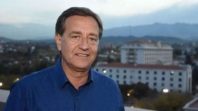 El gobernador de Mendoza