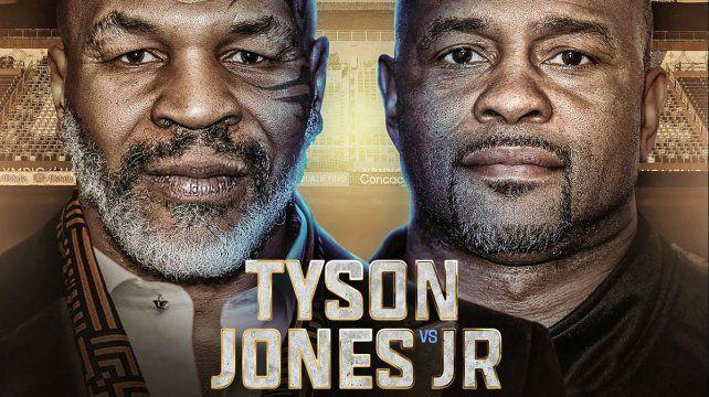 Tyson volverá al ring con 54 años para llevar adelante un combate exhibición.